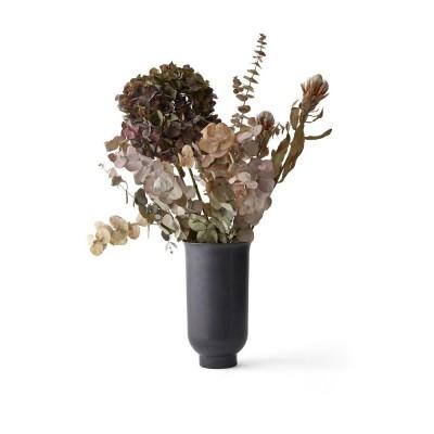 گلدان شاخه گل فلزی
